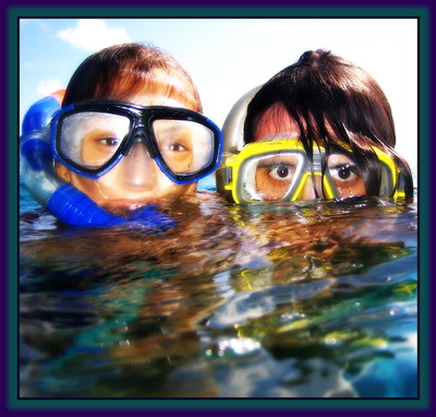 Snorkel With Each Other