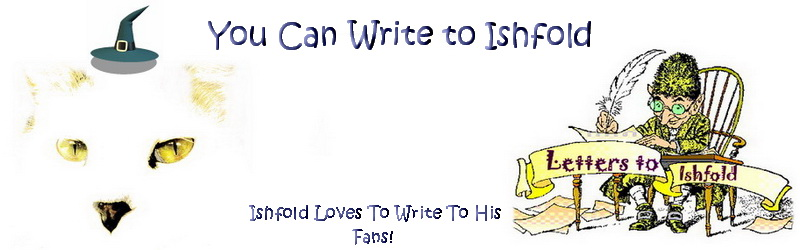 Write A Letter To Ishfold