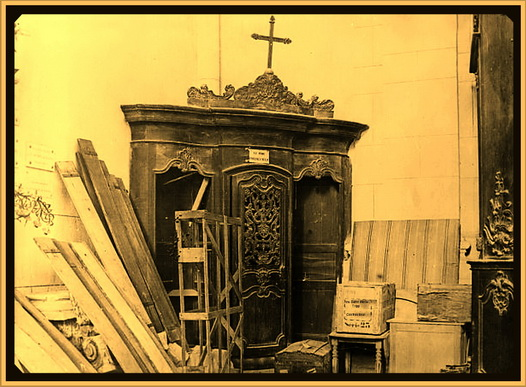 Wotta Tripp's Old Confessional