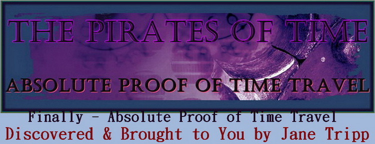 Visit The Pirates of Time & Learn the Truth About Time Travel