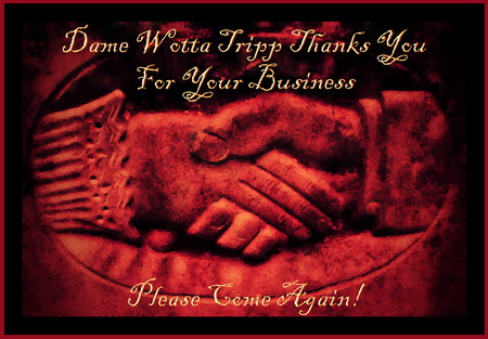 Wotta Tripp Thanks You for Your Business